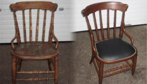 Перетяжка стульев на дому недорого в Курске