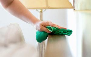 Уборка пыли в квартире и доме в Курске