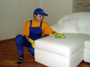 Чистка мебели на дому в Курске