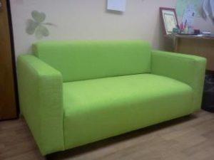 Замена поролона в диване в Курске